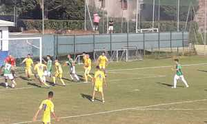 Gozzano goal