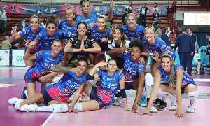 Novara volley Cuneo