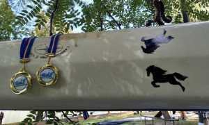 canottieri orta medaglie