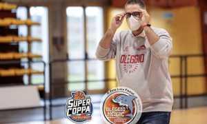 oleggio basket coach Mattea
