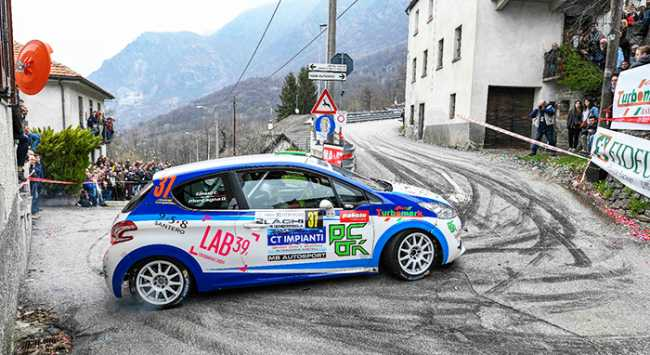 raLLY 2 laghi inversione 18