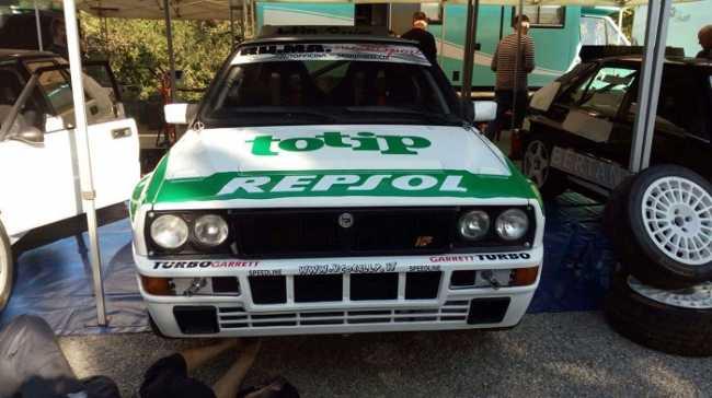 rally legend