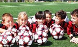 b milan Juve domo scuola calcio