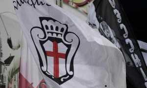pro vercelli bandiera