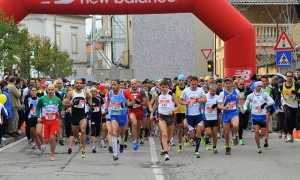 trino mezza maratona
